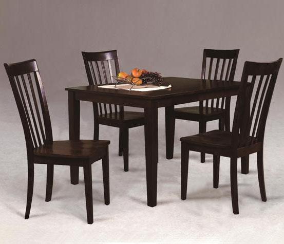 Art Van Coffee Table Sets: Hotel Surplus: Brody 5 Pc. Dining Set